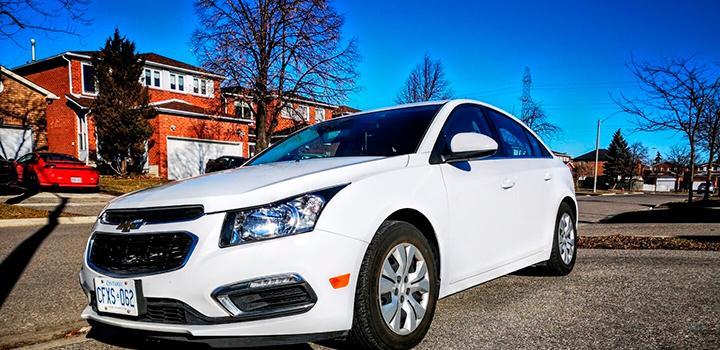Купить Chevrolet Cruze
